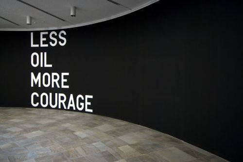 Rirkrit-tiravanija-less-oil-more-courage-21