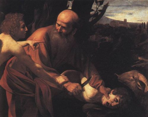 The_Sacrifice_of_Isaac_by_Caravaggio_Uffizi