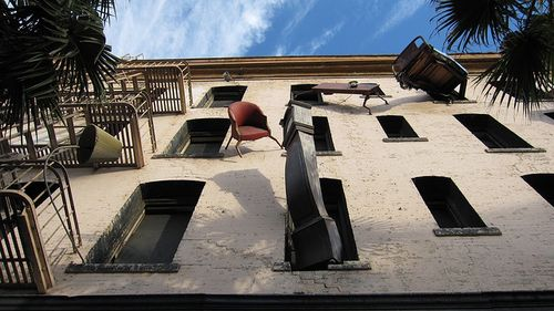 Defenestration-photo
