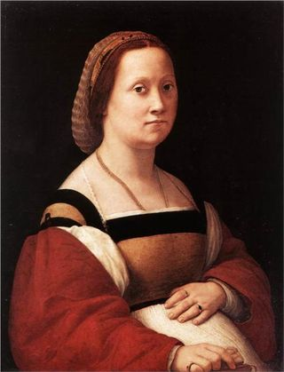 The-pregnant-woman-la-donna-gravida-Raphael