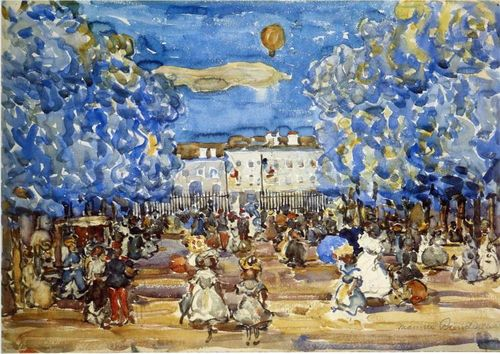 The-balloon-Prendergast