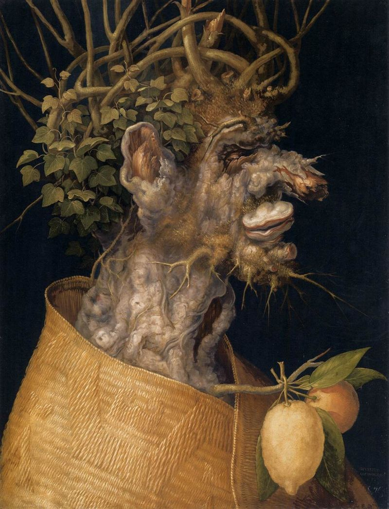 Arcimboldo-winter