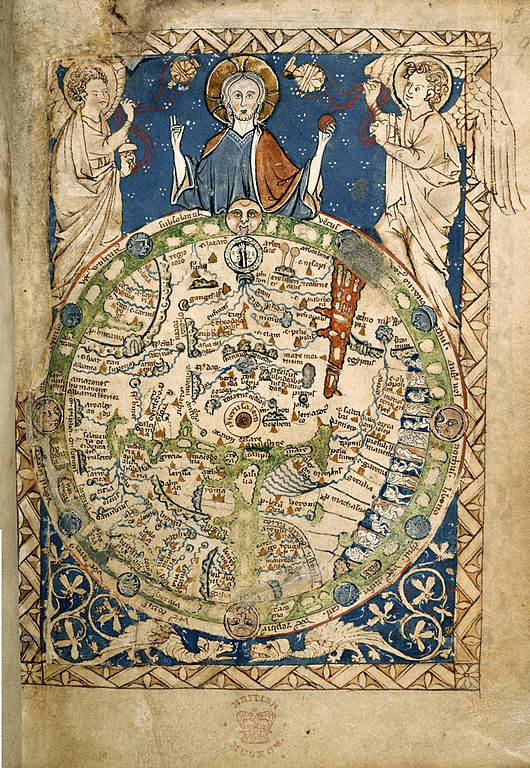 530px-Psalter_World_Map _c.1265
